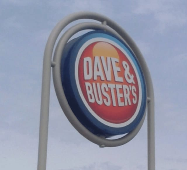 Dave & Buster's is coming to Wayne.