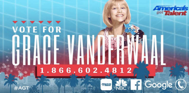 "Grace VanderWaal plans to give part of her winnings from ""America's Got Talent"" to charity."