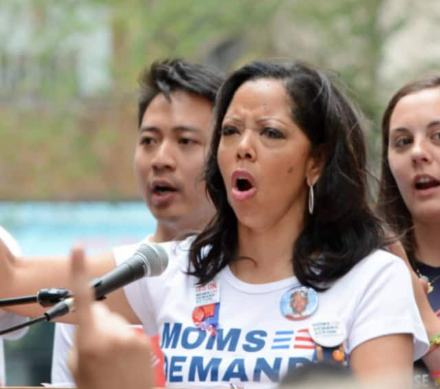 """Lucy McBath, whose son was killed for playing his music too loud, will appear during a screening of the documentary """"The Armor of Light,"""" on Tuesday."""
