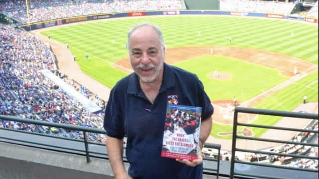 """Dan Schlossberg will discuss his book """"When The Braves Ruled The Diamond: Fourteen Flags Over Atlanta"""" Sept. 13 at the Ridgewood Library."""
