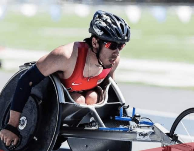 Gianfranco Iannotta of Garfield will compete in the 2016 Paralympic Games next month in Rio.