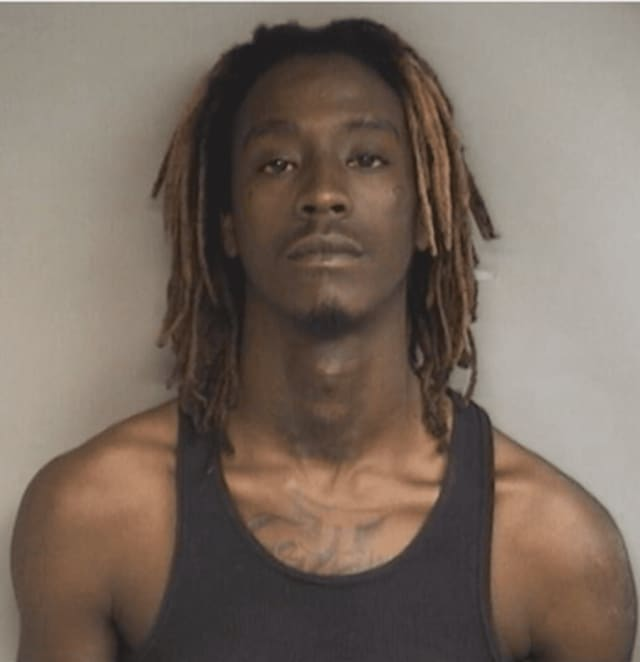Martquise Dukes of Bridgeport is facing weapons, drug and police pursuit charges in connection with a Jan. 30 high speed pursuit in Stamford. He was arrested in Stratford Tuesday after police spent months tracking him.