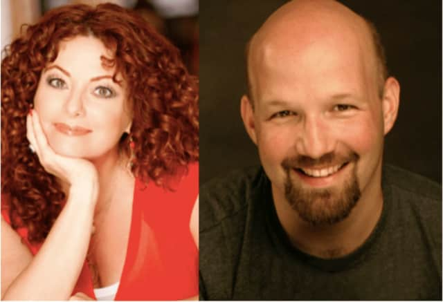 "Kelli Rabke Agresta and Scott Coulter will perform ""Music of the Knights"" Oct. 14 at the Bergen Performing Arts Center."