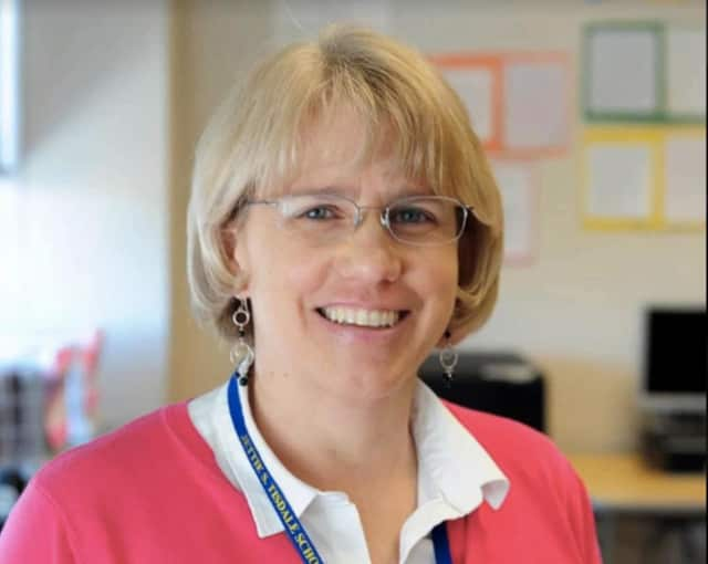 Bridgeport educator Elizabeth Capasso has received national recognition from the White House for her excellence in teaching math.