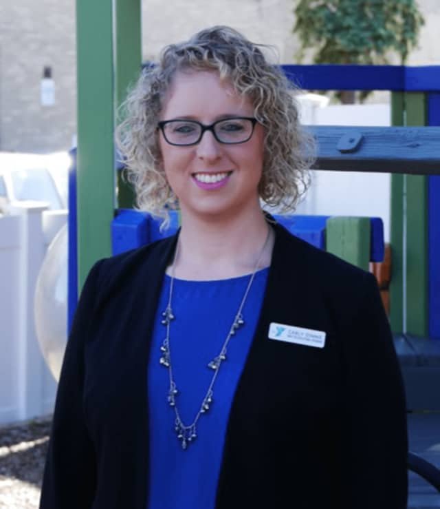 Greenwich YMCA Welcomes New Director of Childcare Carly Dinnie.