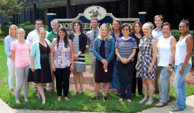 Northern Valley/Demarest welcomed 16 new teachers.
