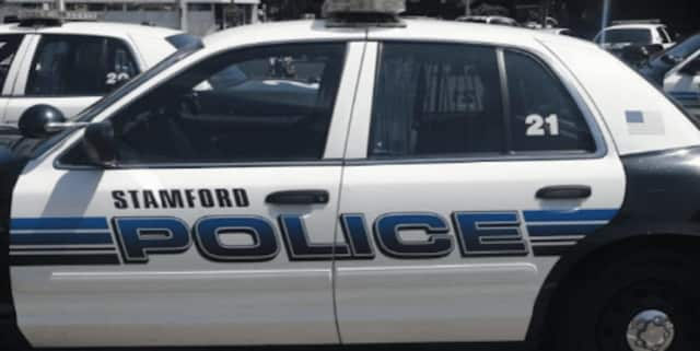 Stamford Police found a loaded gun in Cedar Street Park.