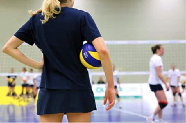 Women's volleyball registration is open in Lyndhurst.