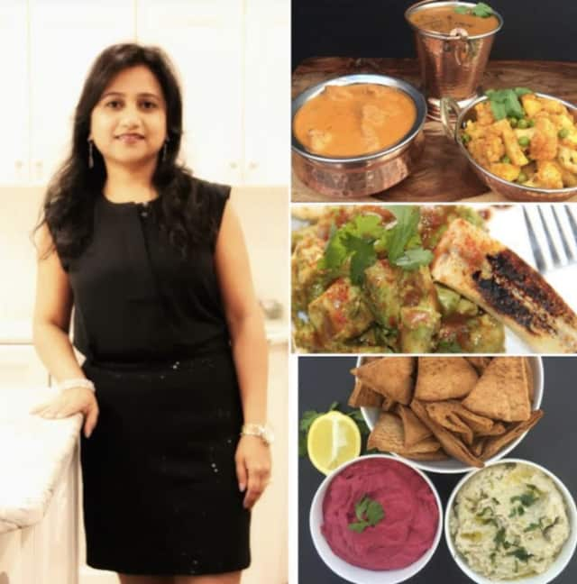 Ridgewood's Archana Mundhe, a native of India, started teaching cooking classes of Indian cuisine earlier this year.