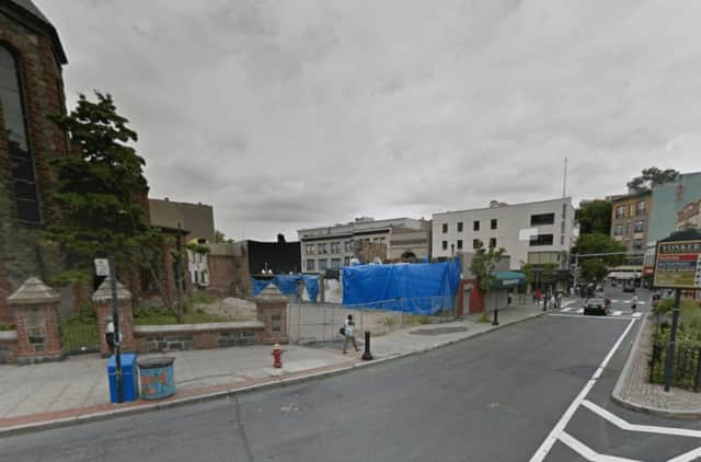 The Yonkers Police Department is investigating Monday's stabbing near 5 South Broadway (Route 9).