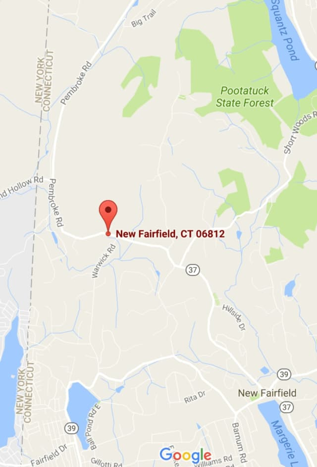 A 51-year-old volunteer firefighter from Sherman died after a motorcycle crash on Route 37 near Handol Lane in New Fairfield.