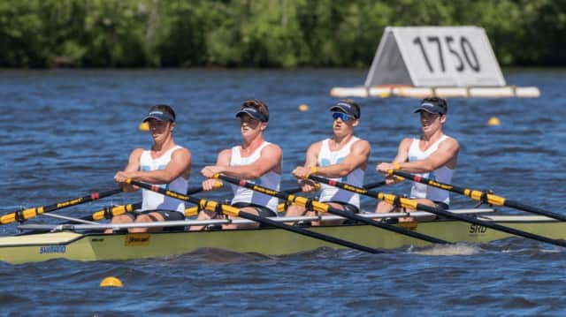 New Canaan Crew will conduct an erg-a-thon on Saturday in downtown New Canaan from 8-11 a.m.