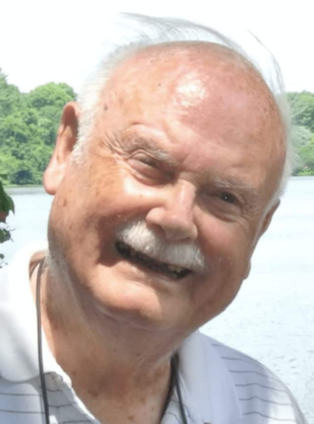 Ian Kerr of Greenwich died Friday. He was an innovator in the field of public relations.