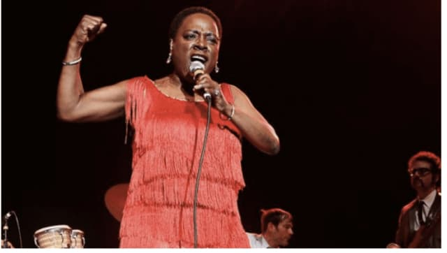 "The Avon Theatre presents a Documentary Night screening of ""Miss Sharon Jones!"" Nov. 2."