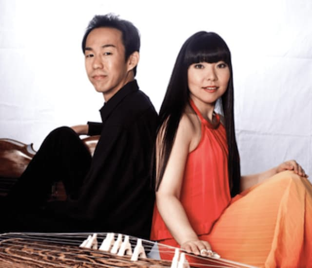 Duo Yumeno will play two concerts at the Greenwich Historical Society.