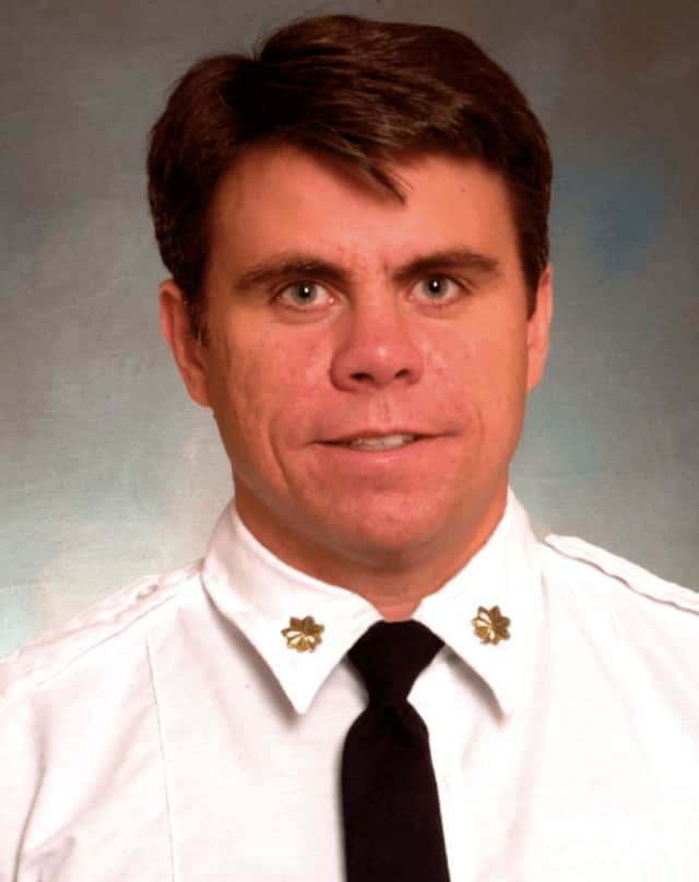 FDNY Battalion Chief Michael Fahey of Yonkers was killed during a building explosion in New York.
