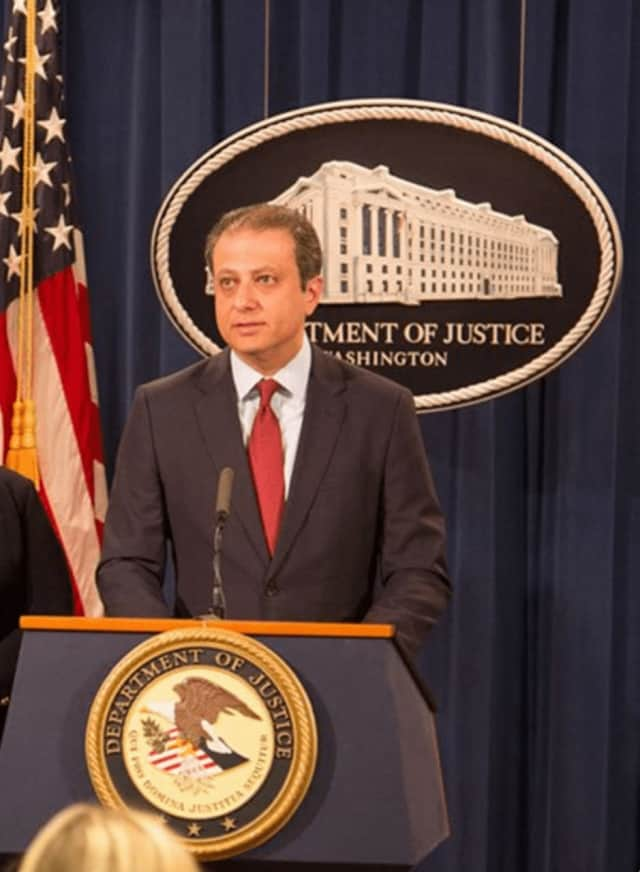 United States Attorney for the Southern District of New York Preet Bharara filed a lawsuit Wednesday against a Westchester development company for failing to access to the disabled at its properties.