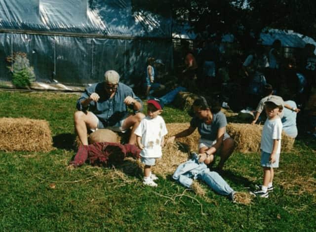 Plasko's Farm offers family fun at its annual Scarecrow Festival.