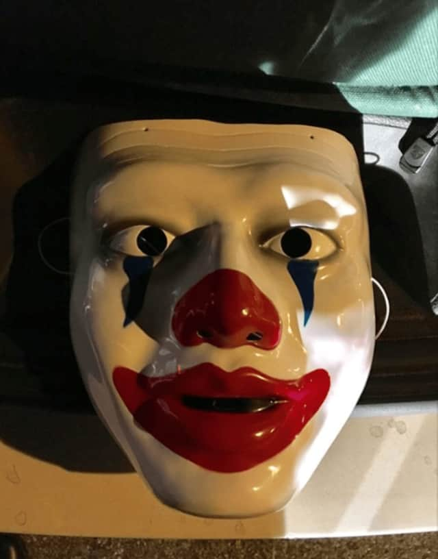Haverstraw police are providing extra patrols at North Rockland High School Friday after the school received an online 'crazy clown' threat that said a clown would kill students and teachers.