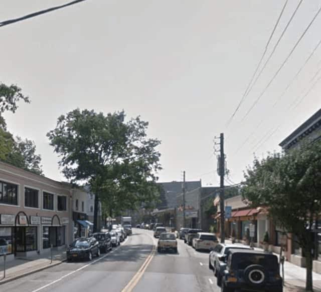 Main Street in Mount Kisco