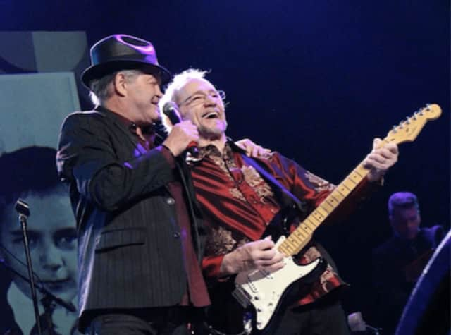 Micky Dolenz and Peter Tork are reuniting at bergenPAC in November.