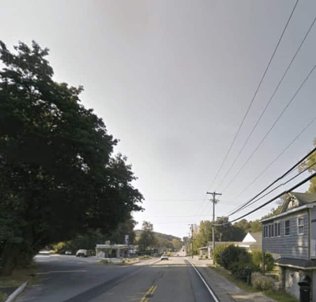 Route 52 in Carmel.