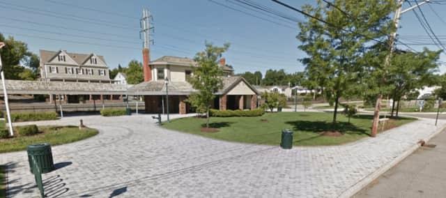 Congers Station Park on Burnside Avenue in Congers.