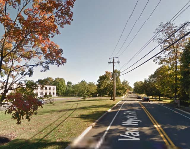 South Orangetown Middle School is closed Tuesday due to a water main break on Van Wyck Road in Blauvelt.
