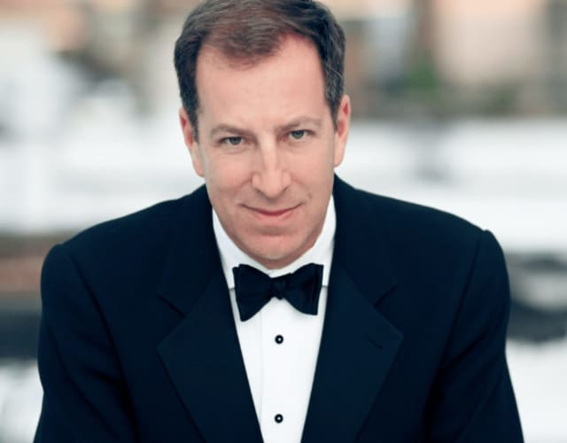 Conductor Ted Sperling
