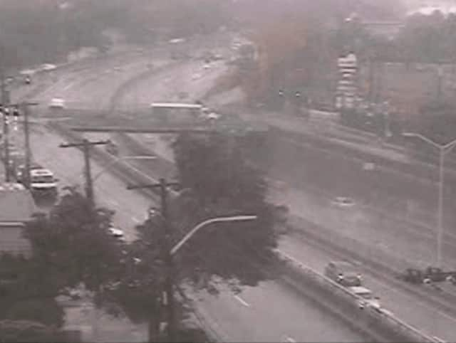 I-87 in Yonkers.