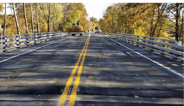 Work on the two bridges on Degarmo Road (Route 43) over the Wappinger Creek in the towns of LaGrange and Poughkeepsie has been completed, and the roadway has reopened.