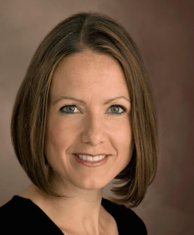 Christine Howlett, music director and conductor of the Danbury Concert Chorus.