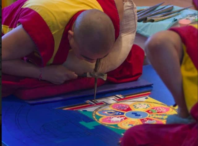 During this  five-day special event, Tibetan Buddhist monks will create a World Peace Mandala, an age-old ritual sand art form that reflects one of the most profound tenets in Buddhism—impermanence.