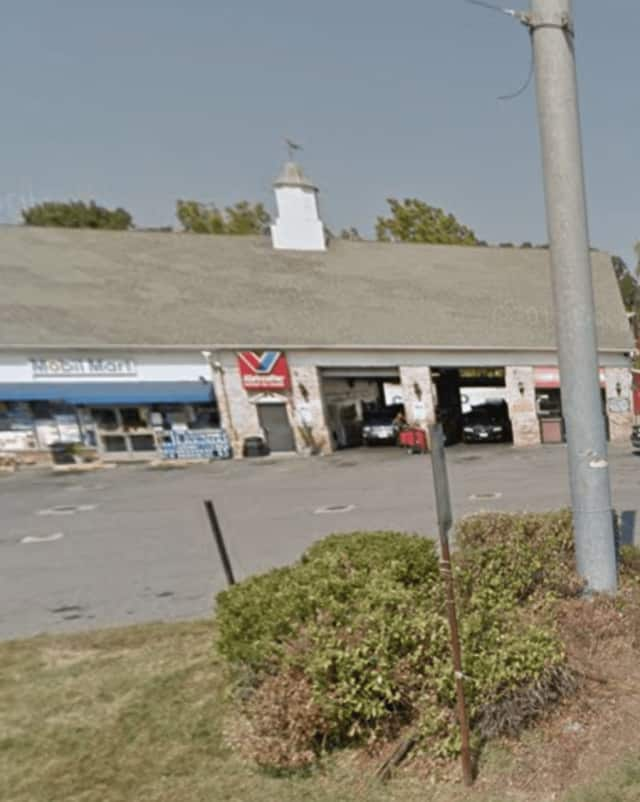 Mobil Mart at 102 Route 6 in Mahopac.