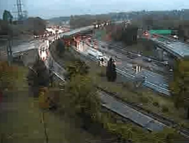I-287 at the Sprain Brook Parkway.