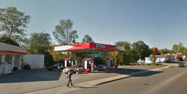Citgo Gas Station in Mahwah was busy Monday with out-of-state motorists before New Jersey gas tax increased Tuesday