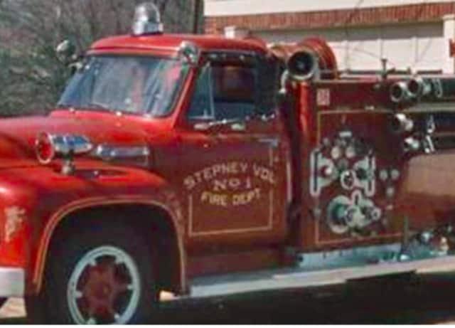 Stepney Volunteer Fire Department