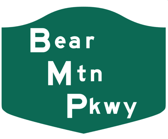 Bear Mountain State Parkway.