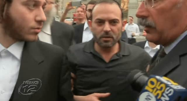 Alex Lichtenstein, of Pomona, pled guilty on Thursday to bribing NYPD officers.