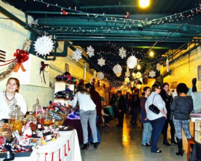 The Artisan's Market fills a gap left by the old Handmade Market at the Conti Building.