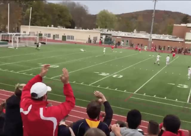 Somers soccer fans had plenty to cheer about during the Tuskers' run to the state title.