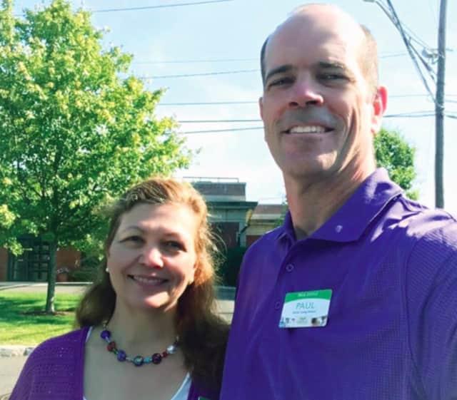 Susan and Paul Doyle of Oasis Senior Advisors of Fairfield County.
