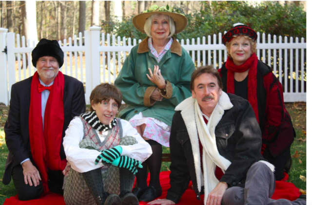 "Theatre Artists Workshop in Norwalk kicks off the holiday season with Truman Capote's comedy ""Holiday Memories"" from Dec. 2-4."
