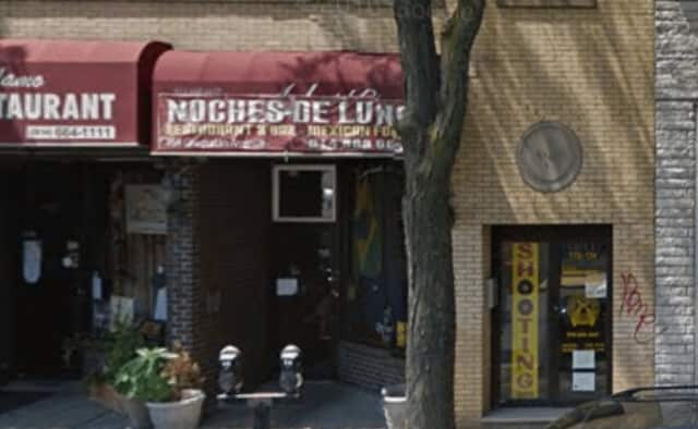 Noches De Luna restaurant in Mount Vernon had its liquor license cancelled.