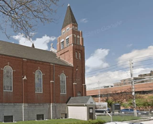 Greater Centennial A.M.E. Church in Mount Vernon.