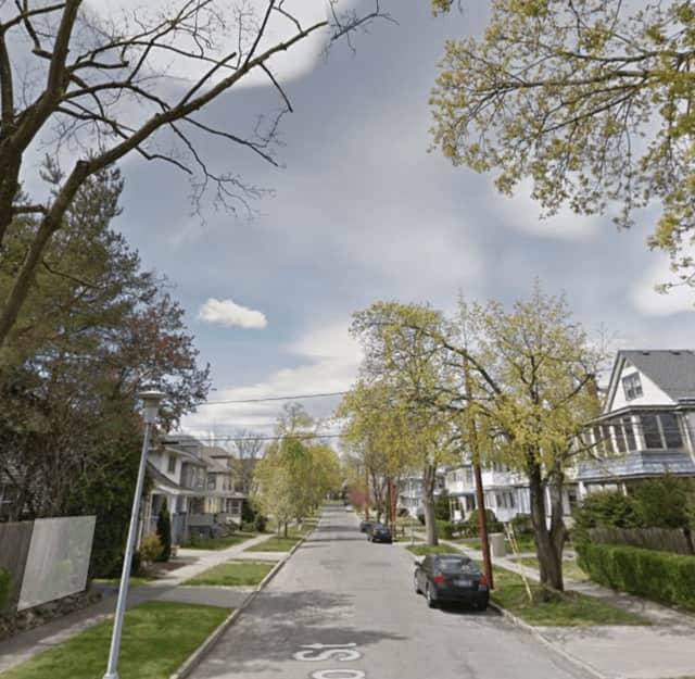 When a stolen car was spotted Monday morning on Grubb Street in Poughkeepsie, it propmted a high alert for four Poughkeepsie schools as police searched for suspects, The Poughkeepsie Journal says.