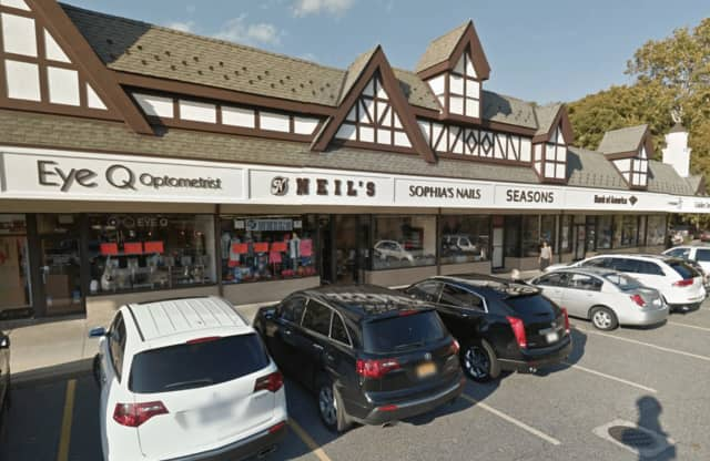A Brooklyn teenager was arrested in the Golden Horseshoe Shopping Center attempting to cash a forged check at Bank of America in Scarsdale.