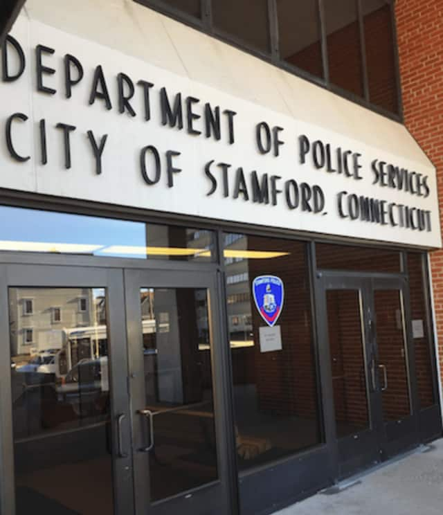 Four teenagers were found in a stolen Jeep in Stamford.