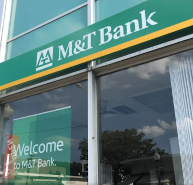 M&T Bank in Peekskill.