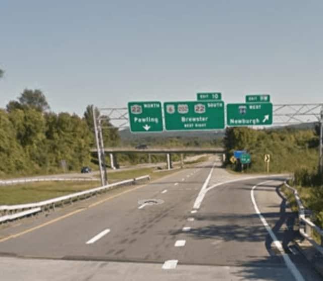 I-684 near I-84